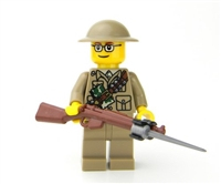 Doughboy Wwi Soldier Minifigure