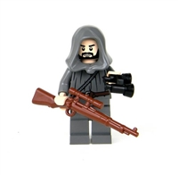Ww2 German Sniper Soldier Minifigure