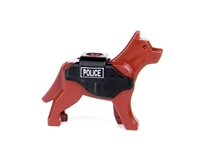 K9 Police Lego® Dog Officer