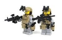 U.S. Army Rangers 2 Pack Minifigures