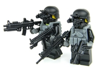 Black Operations Soldiers Minifigures
