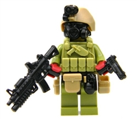 Chemical Warfare Recon Marine Minifigure