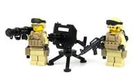 Perimeter Security Soldier Minifigures