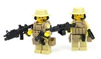 U.S. Army Commando Minifigures