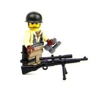 Us Ww2 Sniper Soldier Minifigure