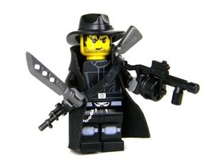 Post Apocalyptic Hunter Minifigure