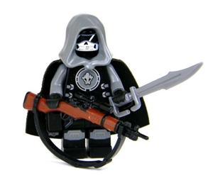 Post Apoc Stalker Minifigure