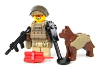 Eod Explosive Ordnance Disposal Specialist Minifigure