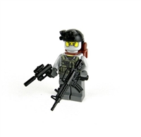 Army Commando Soldier Minifigures