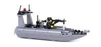 Navy Seal Rhib Attack Boat
