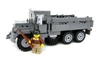 WW2 Us Army M35 Truck