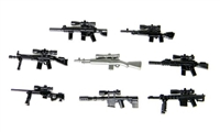 Sniper Rifle Pack Minifigures