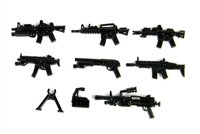Army Weapons Pack - Version 1 Minifigures