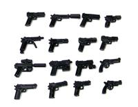 Mega Pistol Pack Minifigures