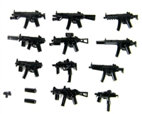 MP Complete Weapons Army Pack (P5) Minifigure