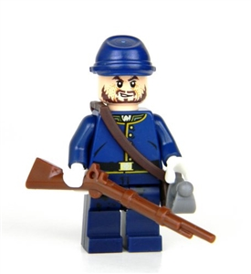 Union Army Soldier Minifigure