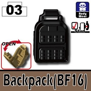 Backpack Bf16 Opening