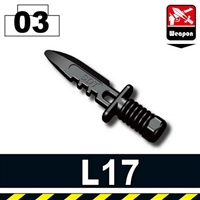 L17 Custom Bayonet Knife