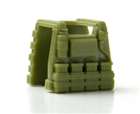 Light Olive Green E1 Minifigure Tactical Vest