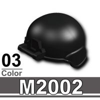 Tactical Assault Helmet M2002 Black