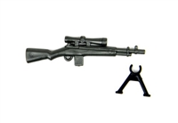 M21 Sniper Rifle With Bipod