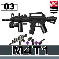 M4 Special Forces Carbine With Grip