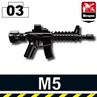 M5 Assault Rifle