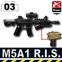 M5A1 R.I.S. Assault Rifle