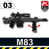 M83 Special Forces Sniper Rifle