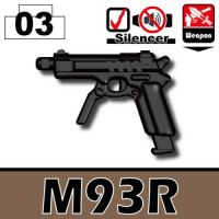 M93R Machine Pistol