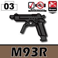 M93R Machine Pistol