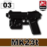 Mk23 Socom Pistol