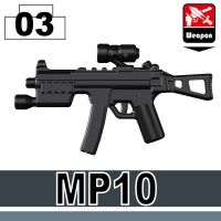 Mp10 Sub Machine Gun