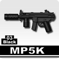 Mp5K Silenced Smg