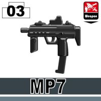 Mp7 Machine Pistol