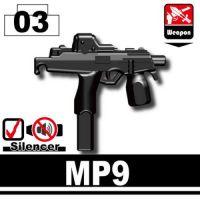 Mp9 Machine Pistol