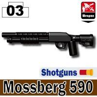Ms 590 Tactial Shotgun