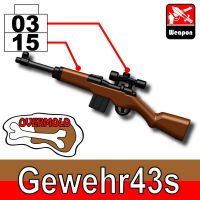 Overmolded G43 Gewehr Rifle