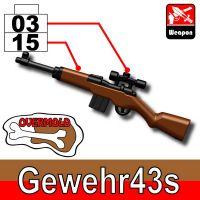 Overmolded G43 Gewehr Rifle