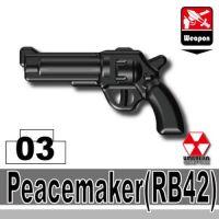 Peacemaker Revolver Pistol