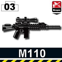 Sass M110 Sniper Rifle
