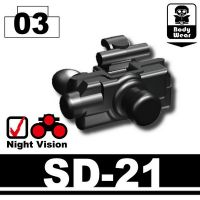 Tactical Night Vision Goggles  Sd-21