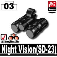 Sd-23 Tactical Night Vision Goggles