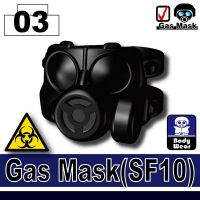 Sf10 Gas Mask