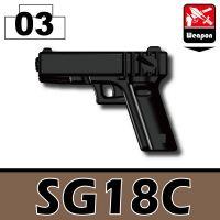 Sg18C 9Mm Pistol