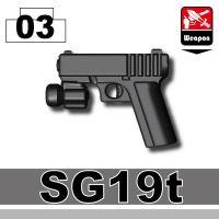 Sg19 9Mm Pistol