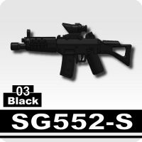 Sg552 Assault Rifle