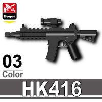 Sk416 Assault Rifle