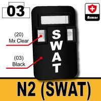 Swat Shield With Handle N2