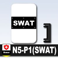 Swat Shield N5 With Handle Compatible